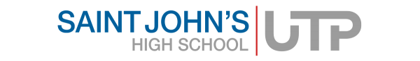 Saint John's High School Brochure