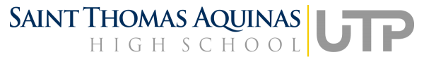 Saint Thomas Aquinas High School Brochure